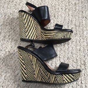 Lucky Brand Wedges size 7.5
